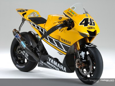 Yamaha celebrates 50th anniversary with special MotoGP livery