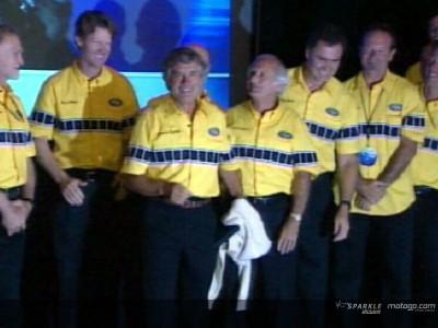 Yamaha fête son 50è anniversaire en grande pompe
