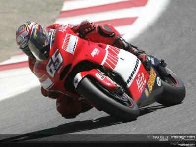 Ein hartes Wochenende für die Ducati Jungs