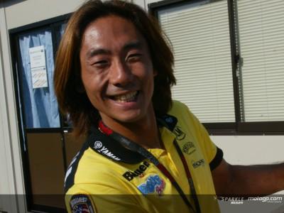 Sekiguchi regressa em Donington
