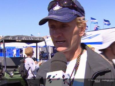 Schwantz über die Rückkehr des US GP