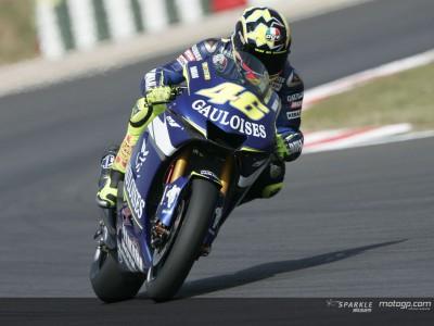 Rossi bereit für einen großen Kampf in Donington