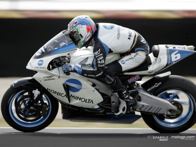 Tamada gets back on form and ready for Donington