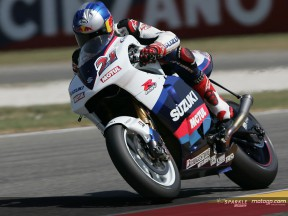 Team Suzuki MotoGP out to impress at 'home'