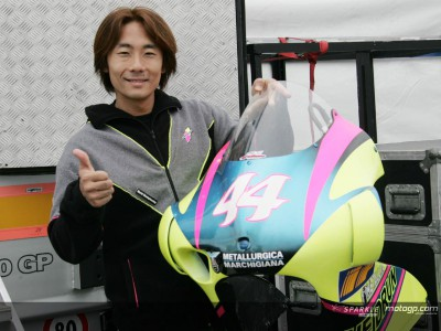 Sekiguchi back on track with Campetella Racing