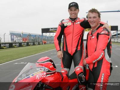 Campeão Olímpico entusiasmado com experiência no MotoGP