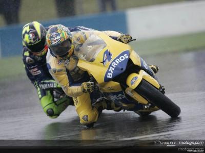 Barros celebrates 250th GP with superb podium finish