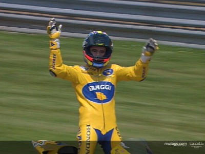 Sachsenring 2004: Biaggi torna in corsa per il titolo