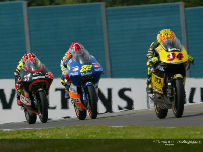Sachsenring 2004: Locatelli back in style