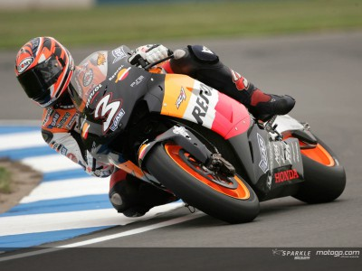 Biaggi and Hayden have optimistic feelings before the German GP