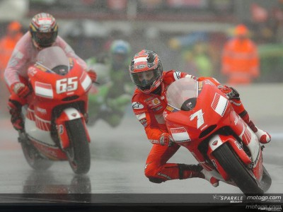Ducati men in positive mood ahead of German GP