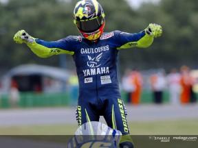 150è Grand Prix pour Valentino Rossi