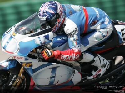 De Angelis en pole provisional por delante de Lorenzo y Pedrosa
