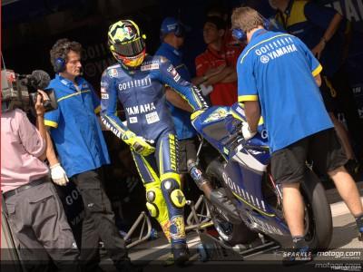 El sistema GPS se incorpora a las retransmisiones de MotoGP