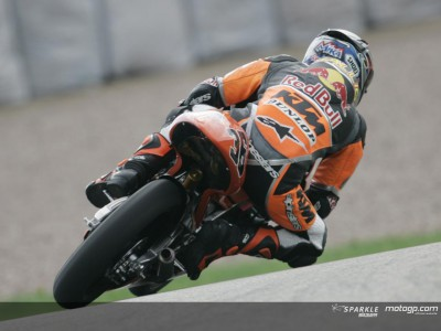 Kallio storms to another pole