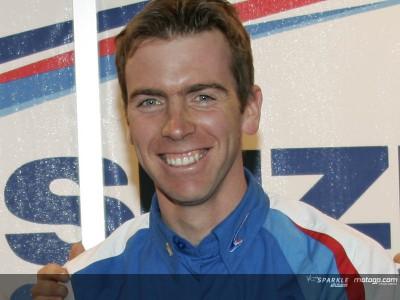 Paddock People: Paul Denning, Team Manager Suzuki
