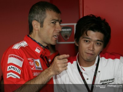 Paddock People: Corrado Cecchinelli, Technical Director Ducati Marlboro Team