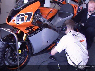 KTM to cease MotoGP engine supply