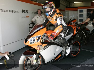 Team Roberts reacts to KTM announcement