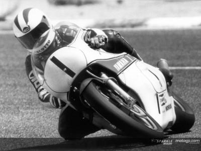 Johny Cecotto recuerda la primera victoria de Yamaha en Brno