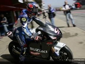 Team Suzuki MotoGP na sua máxima força em Brno