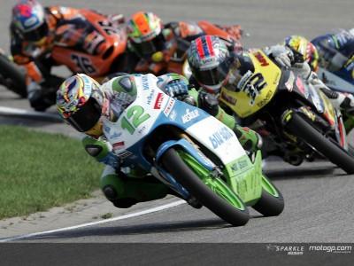 Lüthi vise ses premiers points à Brno