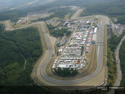 La storia del circuito di Brno