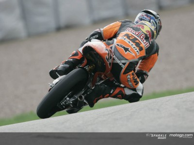 Kallio sets early pace