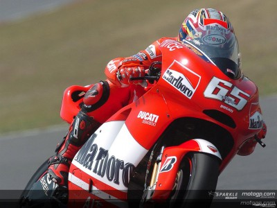 Capirossi fastest in first free practice session