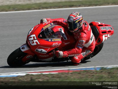 Capirossi back on top