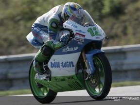 Luthi se reafirma con la pole position en Brno