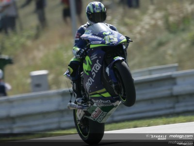 Gibernau bursts back to life at Brno
