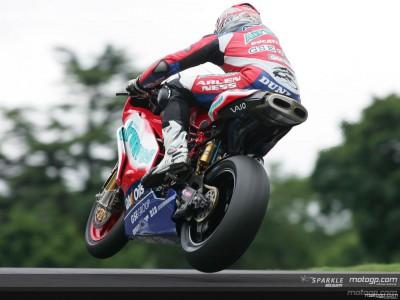 Bennetts British Superbike:  Lavilla leader del campionato