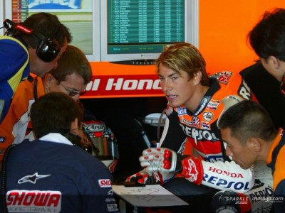 Hayden: I couldn't have ridden any harder