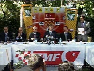 Firmato l´accordo per il Gran Premio di Turchia