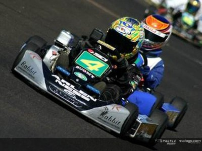 Barros Jnr shares passion for racing