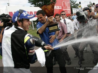 Rossi's year of  records