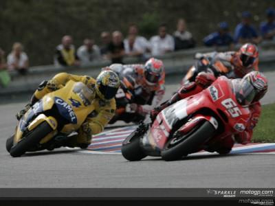 Knappes Rennen in Brno