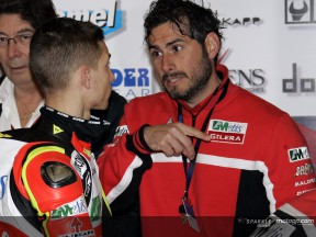 Cesarini bleibt der Fels für Poggiali