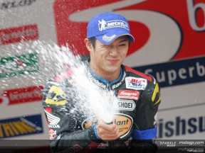 Bennetts BSB: Kiyonari takes the double at Oulton Park