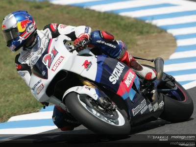 Hopkins heads Bridgestone treble at Motegi