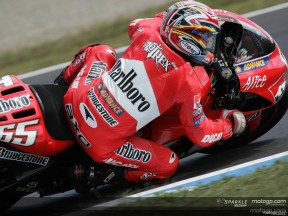 Capirossi storms to new pole record at Motegi