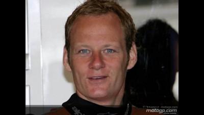 Byrne sulla Camel Honda per i prossimi due GP