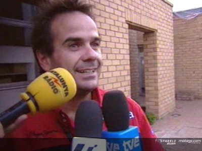 Lorenzo no correrá en Malasia por sanción