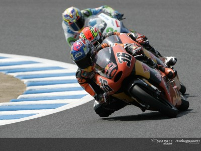 Lüthi fighting to be fit for Sepang