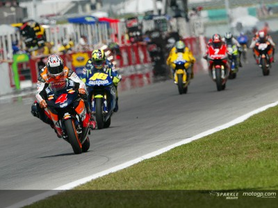 Sepang 2004 : Rossi se rapproche du titre