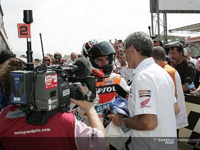 La mejor cobertura en directo del GP de Sepang en motogp.com