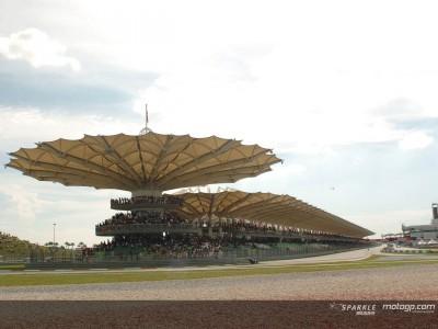 Il programma del GP di Sepang con tutti gli orari
