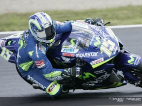 Gibernau sets dry pace as weather turns at Sepang