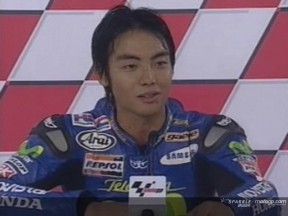 Aoyama de retour en pole